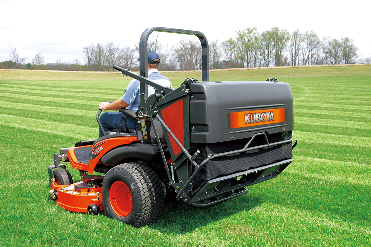 Ride On Mower >> ZD1211-60 – Kubota Australia
